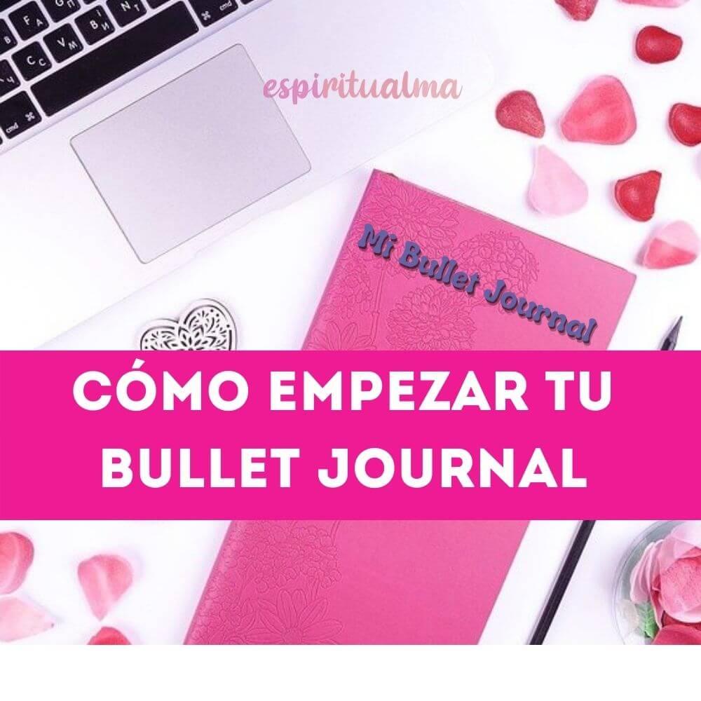 Cómo hacer un Bullet Journal desde cero