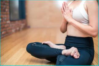 Desbloquea tus chakras Padmasana o Posición de loto